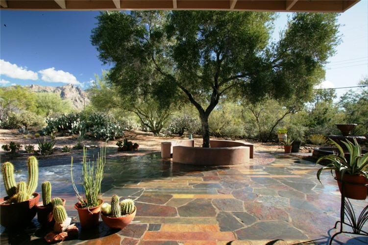 Arizona Flagstone Patio Supreme